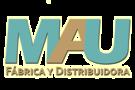 Logo mau con borde